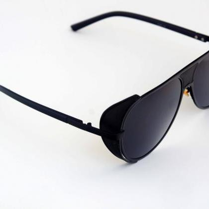 Milanblocks Black/silver Mens Fashi..